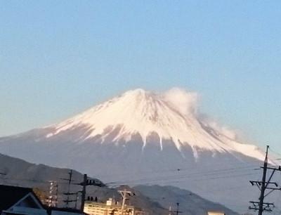 Fujisan20171125_2